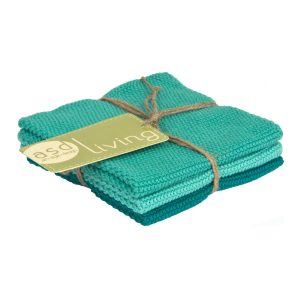 Dishcloth Marine 3 Piece Bundle