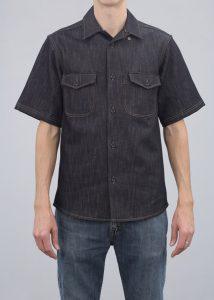 Vintage Draper Short Sleeve Server's Shirt