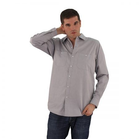 Pepper Work Shirt Oxford