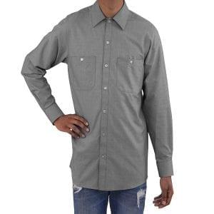 Pepper Work Shirt Oxford