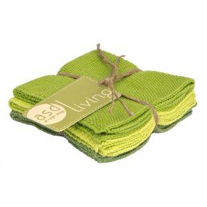 Dishcloth Leaf 3 Piece Bundle
