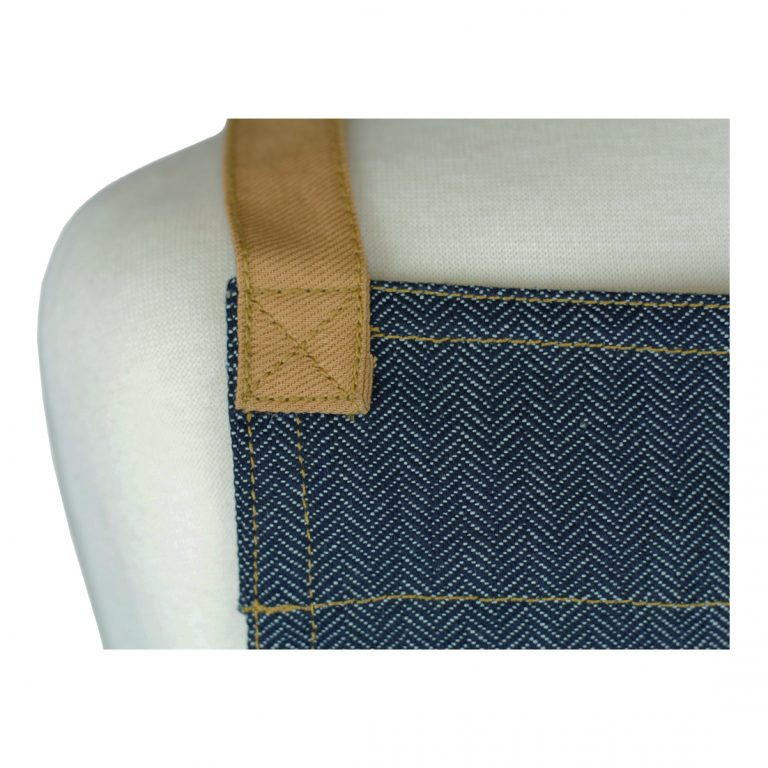 Denim Apron Selvage Denim det.2
