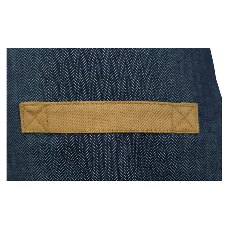 Denim Apron Selvage Denim det.1