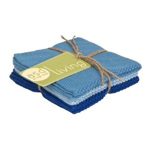 Dishcloth Sky 3 Piece Bundle
