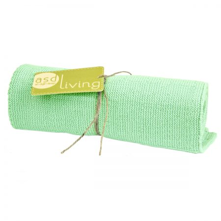 Kitchen Towel Retro Green